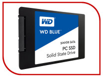 Жесткий диск 500Gb - Western Digital WDS500G1B0A