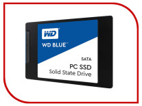 Жесткий диск 250Gb - Western Digital WDS250G1B0A