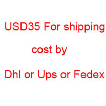 Fast delivery by ups or dhl / fedex /ups service shipping