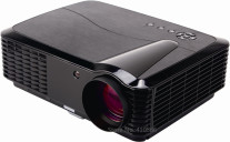 Home Cinema Theater HD LED Projector Real 720P Digital Video