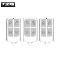 Wireless Remote Control KERUI Alarm Accessory Key For