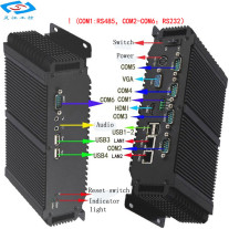 Rugged Design Windows 7 Operating System Mini embedded
