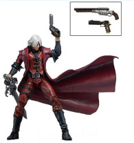 Devil May Cry Ultimate Dante 7 PVC Action Figure Figurine