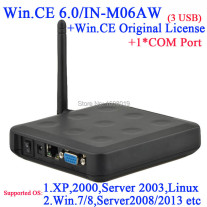 N380W thin client terminal with Windows 7 64 bit support