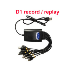 USB DVR box remote monitor by iphone&android phones 8ch